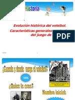Frm Historia Del Voleibol Conferencia 2003-2007
