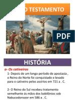 Evangelhos e Atos- Aula 1