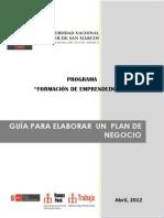 Plan de Negocios. Nuevo1.3