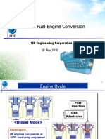 Dual Fuel Conversion
