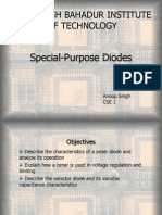 Special Purpose Diodes