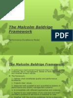 1. Malcolm Brildrige Model