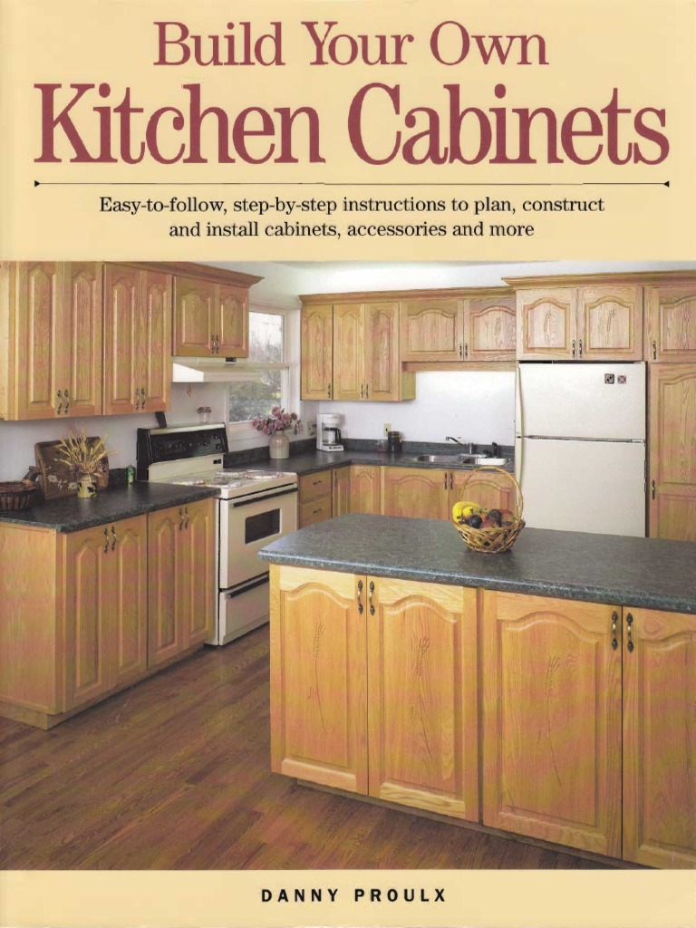 52108058 Build Your Own Kitchen Cabinets Pdf