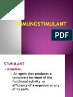 Immuno Stimulant