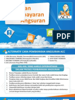 Petunjuk Pembayaran ACC 2012