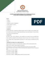 Classificação das Edificações Quanto á Natureza da Ocupação