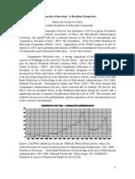 Comparative Education Brazilian Perspective
