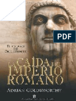 La Caida Del Imperio Romano - Adrian Goldsworthy