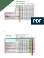 Diagrama de Gantt 2013-1 Admon de Empresas