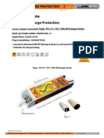 Surge Protector Technical Note - Orange Series (http://shop.acdc-dcac.eu/)