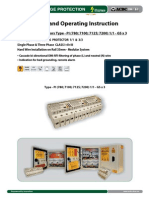 Surge Protector - Installation Instruction Type-PI 3_3-GS (http://shop.acdc-dcac.eu/)