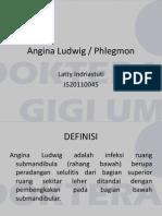 Angina Ludwig