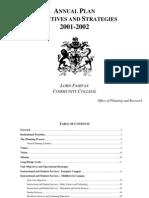 Plan Anual SACs 2001-2002