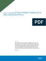 Docu38187 White Paper Next Generation Storage Tiering With EMC Isilon SmartPools