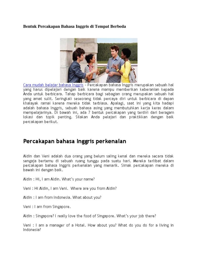 Contoh Dialog Bahasa Inggris Asking Opinion Contoh Feb
