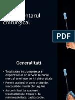 6.Instrumentarul chirurgical