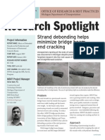 MDOT Research Spotlight Debonded Strands 356315 7