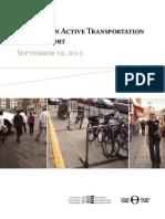 Lowertown Active Transportation Audit