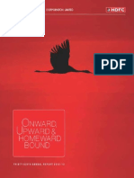 HDFC Annual Report 2012 13