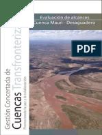 Gestión concertada de cuencas transfronterizas  - Mauri - Desaguadero.pdf