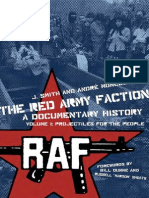 Red Army Faction - Projectiles for the People