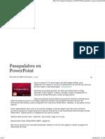 Pasapalabra en PowerPoint _ ActivInspire