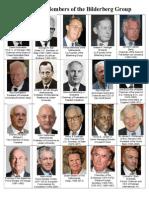 Bilderberg Group Portraits