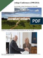 Bilderberg Group Conference Photos