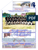 2013 CABA 17U Wood Bat World Series Recap
