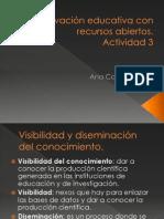 Innovación educativa con recursos abiertos, Portafolio 3