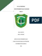 Makalah Sistem Pemerintahan Daerah (Individu).docx