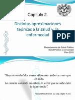 Capítulo 2. distintas aproximaciones teóricas a la salud y la enfermedad
