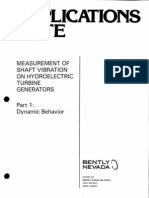 Apps Note Shaft Vib Hydro Turbine Gen Part 1