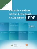 2012 Almanah o Nadzoru Sektora Bezbednosti Na Za