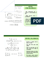 Analises de Escrita 2013