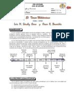 GUIA DE ESTUDIO IVº - N° 01 - EL TERCER MILITARISMO
