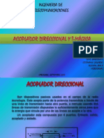 ACOPLADOR DIRECCIONAL Y T-MÁGICA