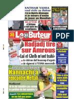 LE BUTEUR PDF du 30/06/2009