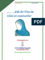 Die Würde der Frau im Islam ist unantastbar