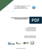 A CONTRIBUIÇÃO DOS BIOMARCADORES na Geoquímica Marinha