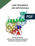Gromacs 4.5 Tutorial