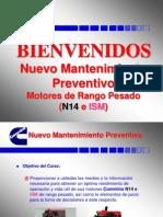 MantenimientoPrev N14 - ISM.ppt