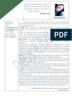 Informativo Agosto - Chantal Giazzon