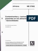 37002 Nb Contaminantes y Toxinas Presentes en Los Alimentos
