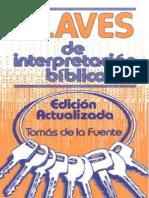 Claves de interpretacion biblica.pdf