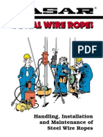 Handling&Maintenance Wire Rope