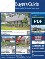 Coldwell Banker Olympia Real Estate Buyers Guide September 21st 2013