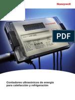 HONEYWELL - CONTADOR ULTRASÓNCIO DE ENERGÍA EW773