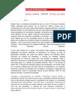A Sociologia Processual de Norbert Elias