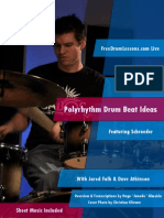 133 Lesson 18 Polyrhythm Ideas